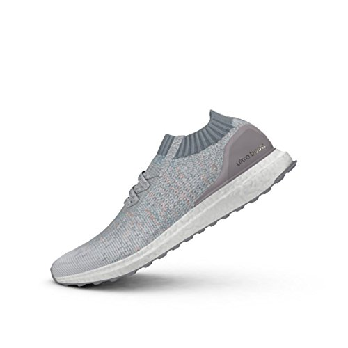 Adidas - Ultra Boost Uncaged Hombres, Grey White Bb4489, UK 11.5 | EUR 46 2/3 | US 12