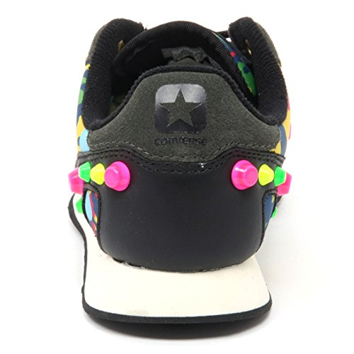 Borchie Converse Sneaker Multicolore Donna Woman B8789 Ox Auckland Shoe Racer 00grAq1w