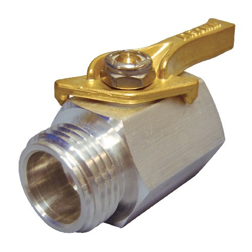 Dramm 22373 Aluminum Shut-Off ()