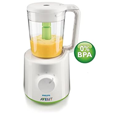 Philips Avent Combined Steamer and Blender 12