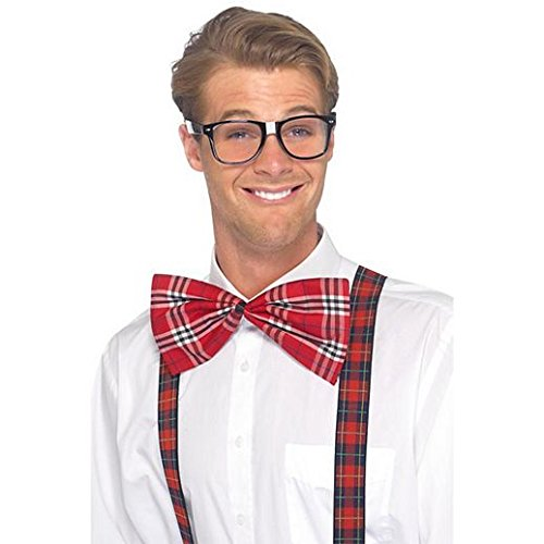 (Party Stained Halloween School Geek Costume)
