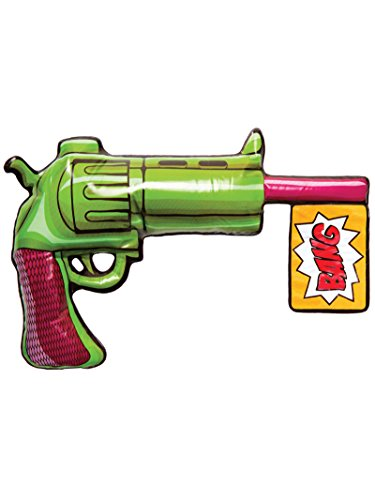 Rubie's Costume Boys DC Comics The Joker Inflatable Gun Accessory Costume, One Size]()
