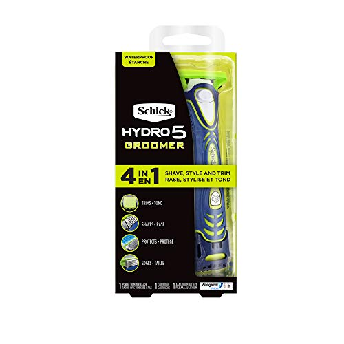 Schick Hydro 5 Electric Shaver and 5 Blade Razor Now $8 (Was $16.99)