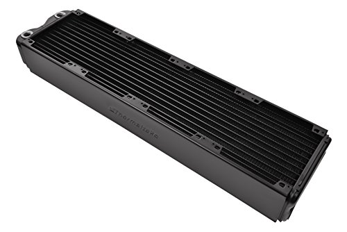 Thermaltake Pacific DIY Liquid Cooling System RL480 Radiator CL-W014-AL00BL-A by Thermaltake
