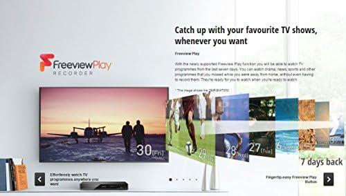Panasonic DMR-BWT850 Reproductor de DVD (multiregión) Red ...