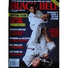 December 2006 Black Belt Magazine Rorion Gracie Cover