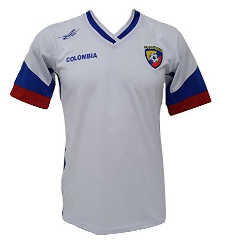 Camiseta de fútbol Colombia New Copa América 2016