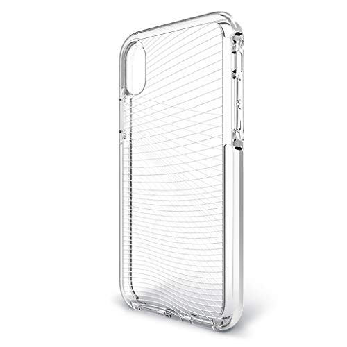 BodyGuardz - Ace Fly Case for iPhone Xr, Extreme Impact and Scratch Protection for iPhone Xr (Clear/Clear)