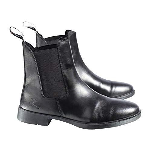 HORZE Signature Paddock Boots - Black - JR 12.5