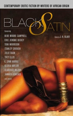 Black Satin: Contemporary Erotic Fiction by Writers of African Origin by Berkley Trade