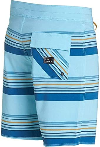 Billabong Mens Sundays Stripe Pro Boardshort