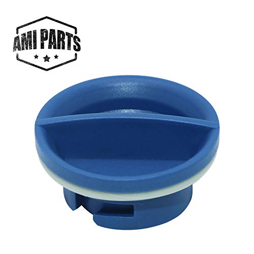 W10524920 Dishwasher Rinse Aid Cap Replacement Part by AMI Compatible with Whirlpool Dishwashers & KitchenAid  Replaces W10524920,W10482848.