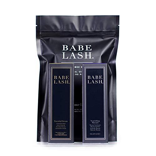 Babe Lash Eyelash Serum 4mL POWERFUL Brow & Lash Enhancing Formula for Beautiful, Strong Lashes