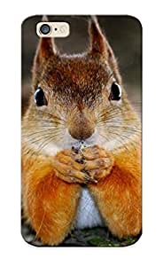 937eda75672 Tough Iphone 6 Case Cover/ Case For Iphone 6(squirrels ) / New Year's Day's Gift