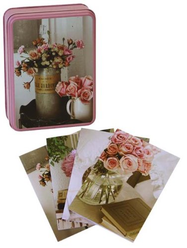 Download Romantic Country Flowers Tinned Notecards 20 Pack ebook