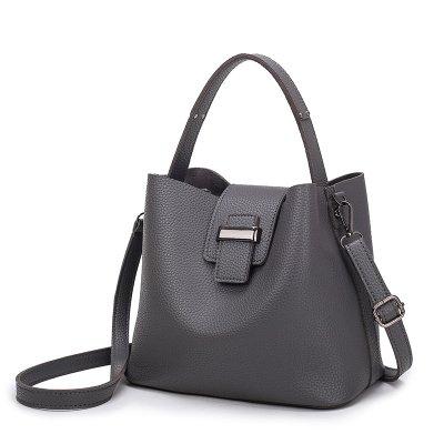 Haihuayan Bolso Messenger Bag Women Handbags Bags Handbags Mujeres Crossbody Bags For Women Totes Black Grey