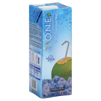 O N E Natural Coconut Water Ounce product image