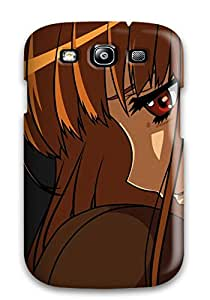 Sophia Cappelli's Shop Hot 6112368K64436983 Top Quality Protection Spice And Wolf Anime Other Case Cover For Galaxy S3