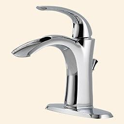 Delta Nyla: Single Handle Centerset Lavatory Faucet