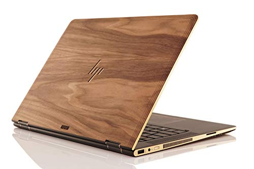 """Price comparison product image Toast HPS15-17-HP-01+BOT Real Wood, Walnut Cover for HP Spectre X360 15"""" 2017 Model"""