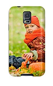 Tpu Case For Galaxy S5 With Child