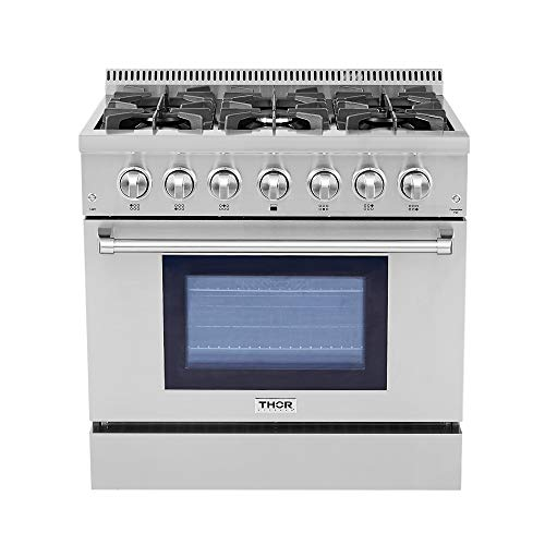 Thor Kitchen HRD3606U Range