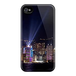 New Diy Design Beautiful Lights For Iphone 4/4s Cases Comfortable For Lovers And Friends For Christmas Gifts