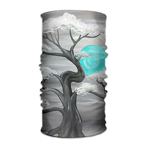 Face Shop White Tree - Headwear Art Tree Multifunctional Headbands Outdoor Magic Scarf As Sport Headwrap,Sweatband,Neck Gaiter,Tube Mask,Face Bandana