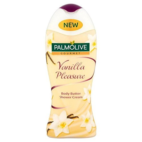 Palmolive Gourmet Vanilla Shower Gel 250ml (Scented Gel Vanilla Shower)
