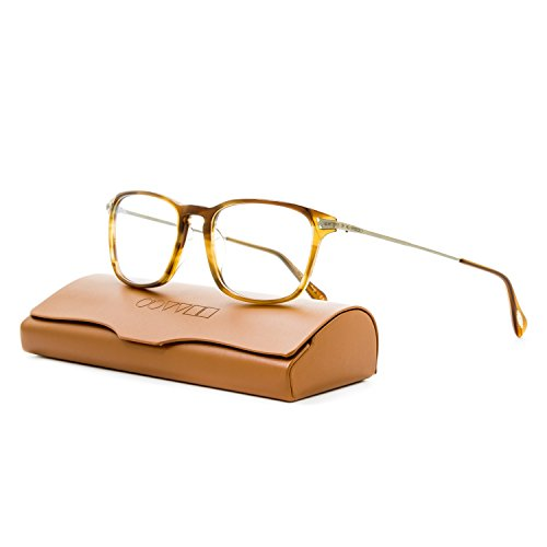 NEW Oliver Peoples Harwell Prescription Eyeglasses Frame Raintree Antique Gold