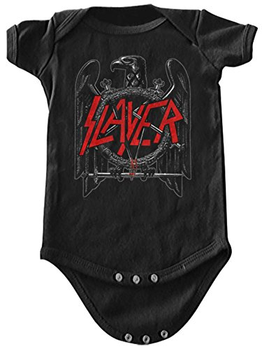 Infant: Slayer- Black Eagle Onesie Infant Onesie Size 12 Mos ()