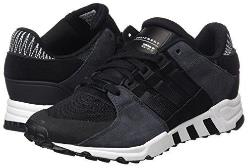 3 Hombre Deporte 2 para EQT RF EU Negro de Adidas Support Zapatillas 42 4XqO0xPw
