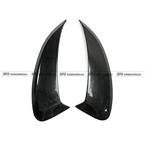 Amazon com: FRP Fiber Glass Side Rear Fender Vents Air Ducts Insert