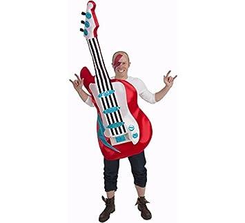 Nines dOnil Disfraz de Guitarra Eléctrica Starman para Adulto