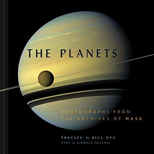 The Planets: Photographs from the Archives of NASA cover