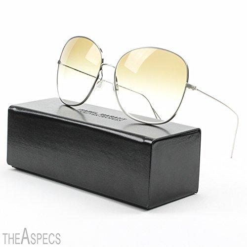 Oliver Peoples 1151 506313 Isabel Marant Silver Daria Round Sunglasses Lens - Sunglasses Daria