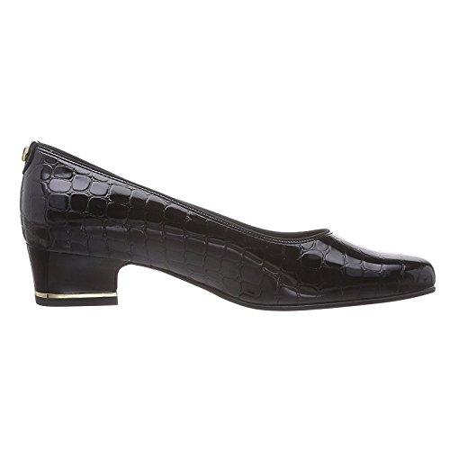 ara Womens L.Pumps Black Wide H Size 6.5 B(M) US