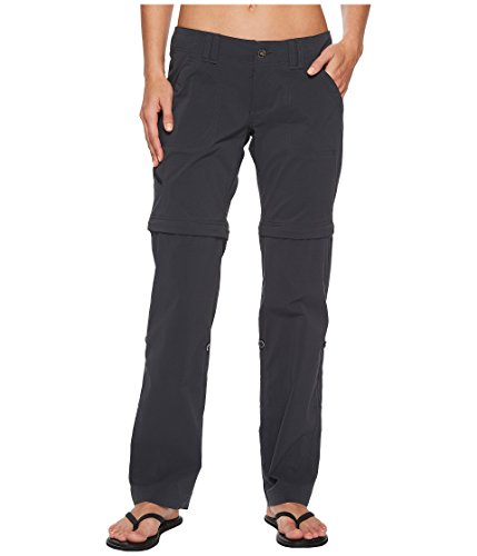 Marmot Women's Lobo's Convertible Pants Dark Steel 10 5