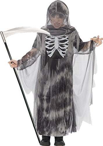 Ghostly Ghoul Costume Large Age 10-12]()
