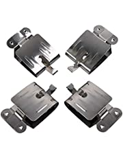 4xPCS Stainless Steel Film Clips with Lead Block Make Film Straight Film Air-Dry Darkroom Processing Equipment 135 120 Roll Film 35mm Negative 4x5 Film Sheet