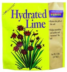 Bonide Products 978 Hydrated Lime 5 Lb., Outdoor Stuffs