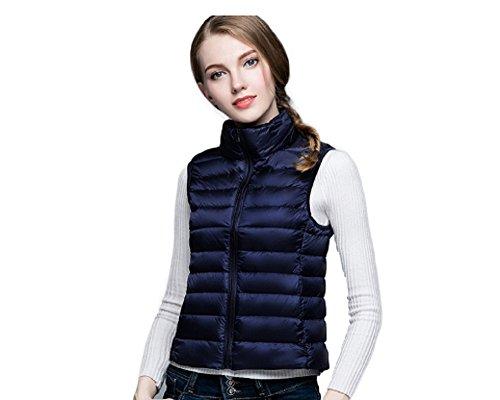 通行人仮装自宅でformanism ダウン ジャケット ベスト カラバリ 薄手 アウター レディース 全12色 Lサイズ