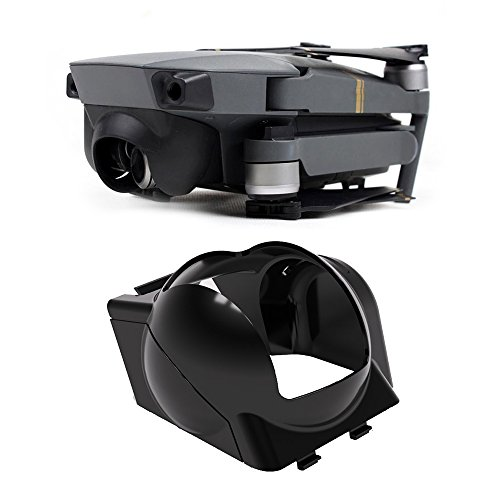 DJI Mavic Pro Lens Hood Anti-Glare Camera Gimbal Protective Cover for DJI Mavic Pro ,Black