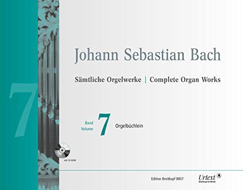 Bach: Complete Organ Works - Volume 7 (BWV 599-644 - (Bach Complete Organ)
