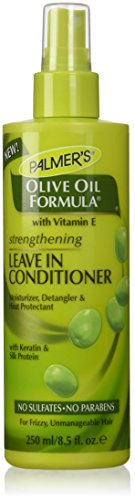 Palmer's Olive Oil Leave-in Conditioner, 8.5 (Oil Formula Hair Conditioner)