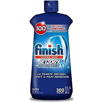 Amazon.com: Finish - Enjuague para lavavajillas: Health ...