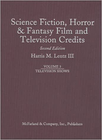 Science Fiction, Horror & Fantasy Film and Television