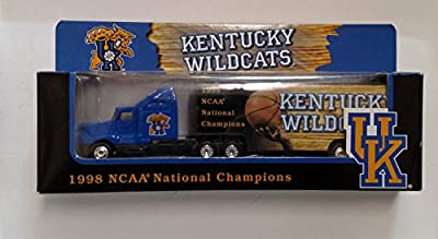Kentucky Wildcats 1998 NCAA National Champions Limited Edition Tractor Trailer