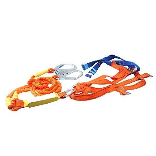 BQLZR Cinturón de protección de doble espalda, doble gancho ...