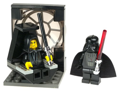 - LEGO Star Wars: Final Duel 1 Darth Vader & Emperor (7200)